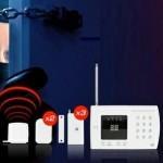 Compleet draadloos alarmsysteem van Vateo met afstandsbediening met 55% korting!