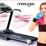 Sportief en met een strakke buik de zomer in met de loopband van MOOVYOO – Alleen vandaag voor slechts € 699