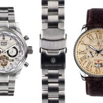 Horloges van het bekende merk Mathis Montabon (Classique Moderne of Globe Trotter) in verschillende uitvoeringen met 81% korting