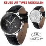 Een keuze uit 8 uitvoeringen van de Haas & Cie Vitesse met hoge korting
