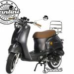 Santini San Remo retro-scooter of-snorfiets bij Scooterspot Amsterdam met € 244 korting!
