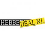 Hebbedeal.nl – Kortingscode voor gratis bezorging in de maand september