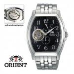 Een Orient Power Reserve Skeleton Black Automatic CFHAA001B horloge met 70% korting