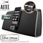 Een Altec Lansing inMotion iMT630 Classic speakerdock voor iPhone en iPod met 58% korting
