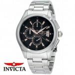Een Invicta Specialty Steel Chrono 1483 met 85% korting