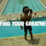 Nieuwe Nike campagne: Greatness anywhere