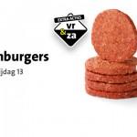 C1000 kopieert de Albert Heijn reclame – 'Hamburgers met korting' wordt 'Hamburgers voor noppes'