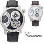 Een Garonne De Luxe Retrograde Tourbillion: Limited Edition (32 stuks) herenhorloge met 66% korting
