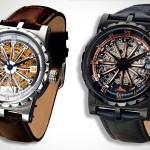 4 varianten van een Richtenburg Arkadius horloge met 81% korting