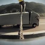 Slacklining met Volvo – Daag jezelf uit tot het extreme