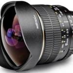 Walimex Fisheye lens voor Canon en Nikon camera`s met 29% korting!