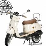 Santini San Remo retro-scooter met 33% korting!