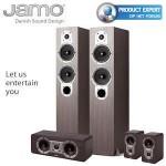 Een Jamo S426 HCS 3 Surround Speakerset met 57% korting