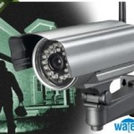 Waterdichte IP Camera Outdoor Buitencamera via Kingstar met 72% korting!