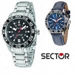 Sector Pilot Master horloge – Stoer herenhorloge