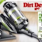 Dirt Devil MA 5080 Infinity Eco Silence met 67% korting