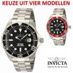 Een Invicta Pro Diver Quartz bij Watch2day