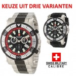 Swiss Military Calibre Hawk Chronograph