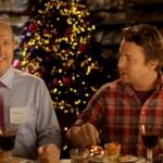 Jamie Oliver in kerstcommercial AH