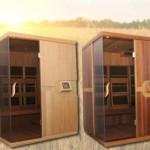 Infrarood Carbon Sauna voor thuis met 33% korting!