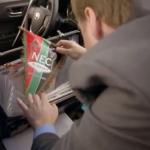 Nieuwe Toyota Auris commercial met N.E.C. in de hoofdrol