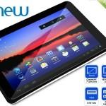 Danew D Slide 704 HD 7 inch tablet met 46% korting