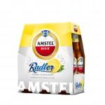 Amstel bier introduceert Amstel Radler