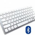 Draadloos bluetooth toetsenbord met 73% korting