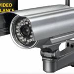 Waterdichte en draadloze Kingston internetcamera met 60% korting