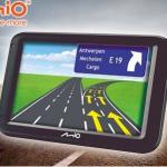 Mio M616 Feu Life Time Maps 5 inch navigatie met 34% korting