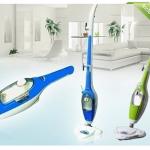 Aqua Laser Gold vloer- en handstoomreiniger voor vloeren, tapijten, kleding en meer