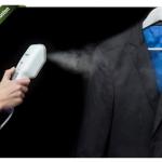 Aqua Laser Travel Steamer om kleding en meubels te stomen of strijken