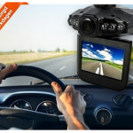 HD 1080p Dashboardcamera met nightvision met 65% korting