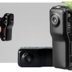 Mini DV camera met 8 GB Micro SD