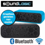Soundlogic Bluetooth XL Sound Box Portable Speakers