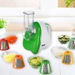 Schneid FiXX keukenmachine voor raspen en snijden