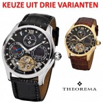 Theorema Vienna Diamond Automatic herenhorloge