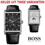 Hugo Boss Moonphase Square horloges