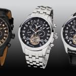Theorema Damascus Diamond Automatic horloge met 78% korting