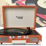Vintage Vinyl Platenspeler voor €49,95