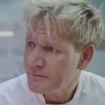 Onverwachte saunabezoeker voor Gordon Ramsay in Specsavers-reclame