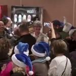 Ultieme kerstvideo: WestJet geeft reizigers cadeaus waar ze om vragen