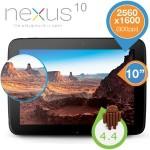 Samsung/Google Nexus 10 voor €269,95