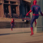 Evian: Spiderman heeft nu ook een baby
