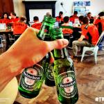 #Twelftal een uitgebreid marketingplan van Heineken? Neeeu joh…