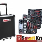 Smart Kraft 186-delig gereedschapskist voor € 119,95