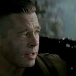 Brad Pitt als gestoorde Wardaddy
