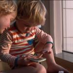 kinderen en reclame