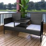 Wicker Duo Seat Tuinset voor maar €134,95!