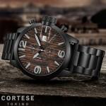 Cortese Gran Torino horloge met 70% korting!
